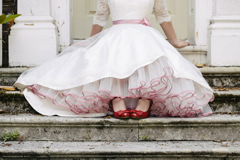 Fun and elegant Wedding dresses By Rosie