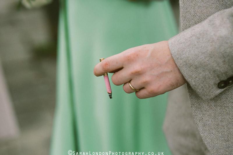 pink cigarette