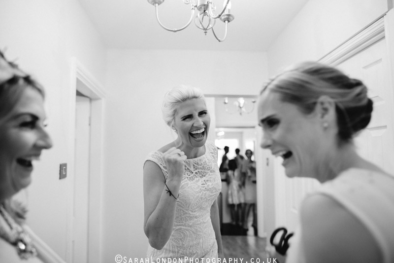 A wedding at home in Essex. www.sarahlondonphotography.co.uk