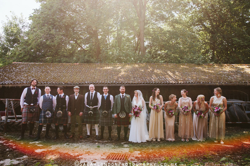 A Sussex Village Hall Wedding