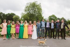 The Russet Cafe Hackney, Hackney wedding