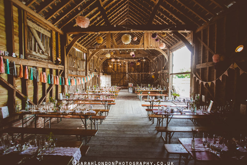 The Secret Barn, Sussex. www.sarahlondonphotography.co.uk