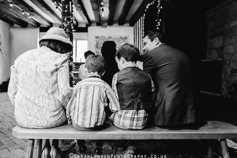 The Con Club, Lewes wedding.