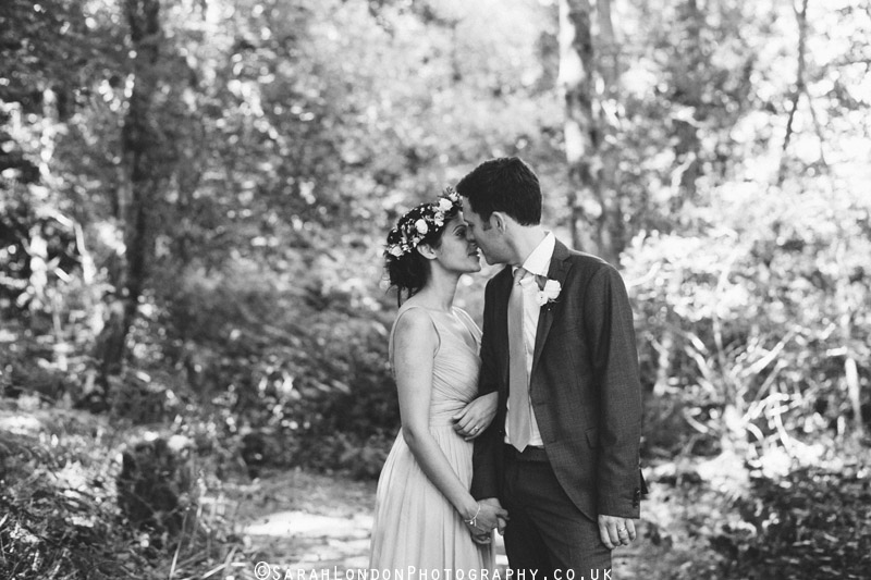 Woodland Wedding in Sussex