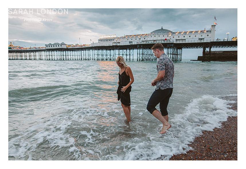 Brighton beach E shoot